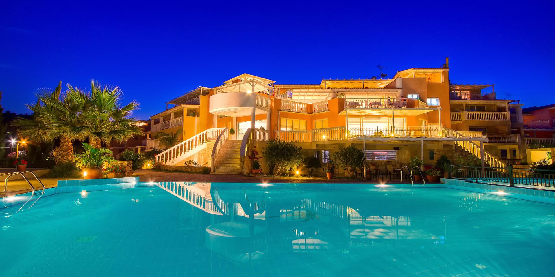 Hotel Belvedere Zante Gerakas Vassilikos Zakynthos